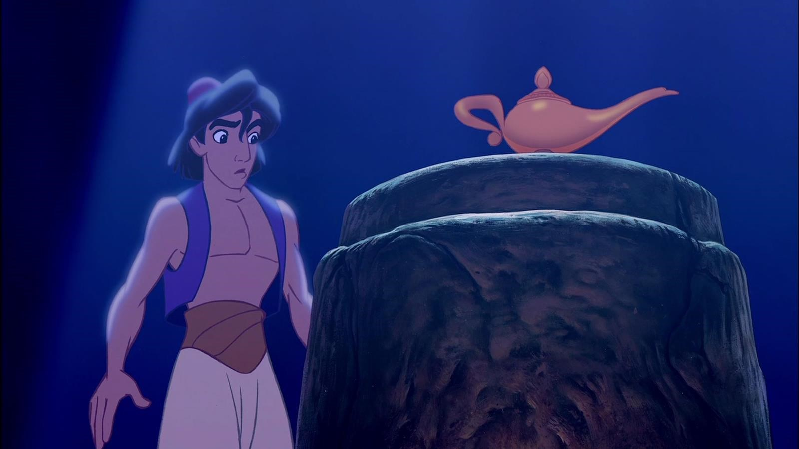 Sparkling first trailer for Disney's live-action Aladdin reboot debuts online