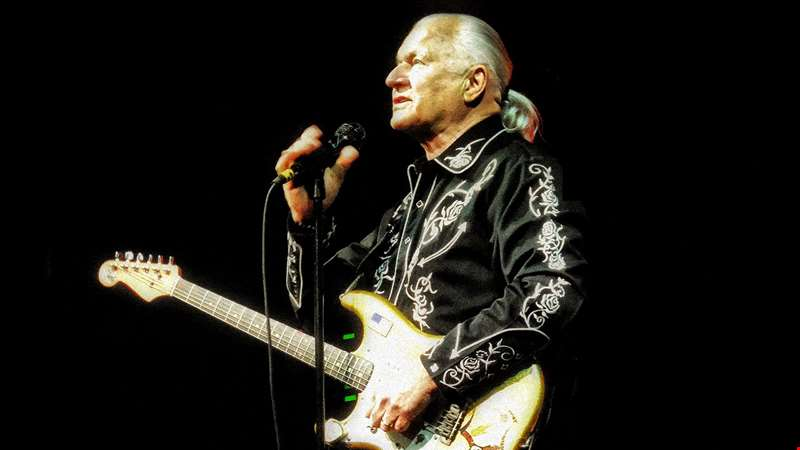 Surf guitar legend Dick Dale dies, aged 81