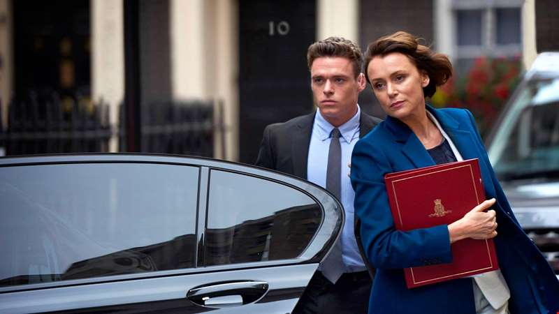 Bodyguard star Richard Madden now favourite to be new James Bond