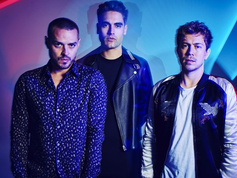 """How do you make up a grown-up Busted album?"" - We sat down with the band to talk new album Half Way There"