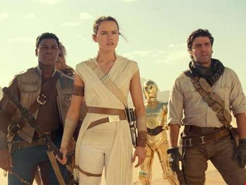 Stirring final trailer for Star Wars: Episode IX - The Rise of Skywalker unveiled