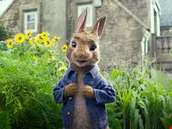 Watch the slapstick first trailer for Peter Rabbit 2: The Runaway