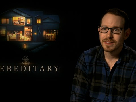"""I feel like it's my job as a filmmaker to try and shock audiences out of complacency...""  - hmv.com talks to Hereditary director Ari Aster"