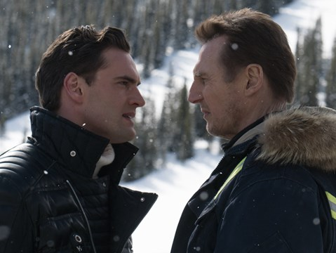 Liam Neeson is out for revenge in the first trailer for Cold Pursuit