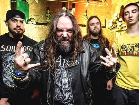 Soulfly's Max Cavalera talks hmv.com through the making of new album Ritual…