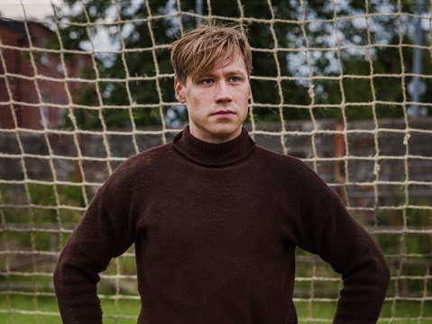 A Manchester City icon is born in the first trailer for war drama The Keeper