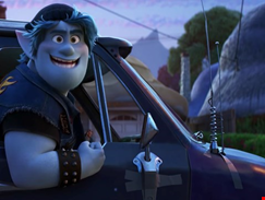 Watch the magical first teaser for Pixar's new adventure Onward
