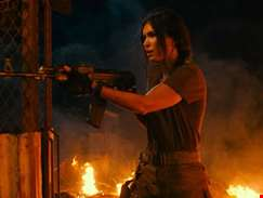 Writer/director MJ Bassett talks directing Megan Fox in new action-thriller Rogue...