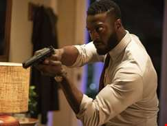 Aldis Hodge to play Hawkman in Black Adam