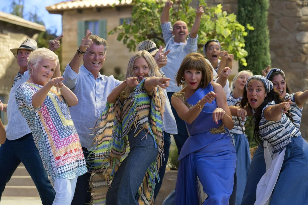 Mamma Mia! Here We Go Again - Five Reasons You'll Love It