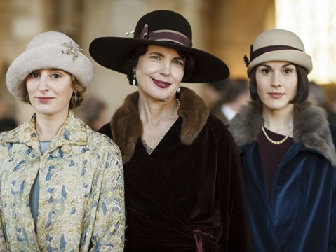 Glorious first trailer for Downton Abbey movie debuts online