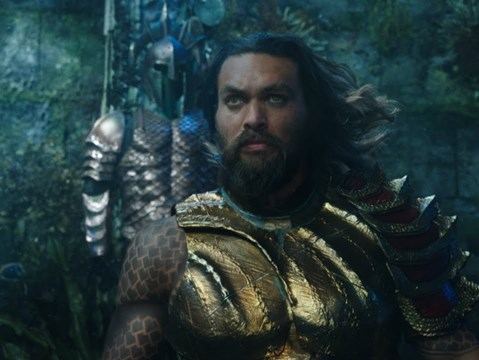 Extended new trailer for Aquaman unveiled