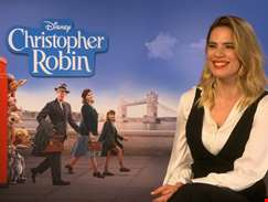 """It's about Christopher Robin finding his inner child again..."" - hmv.com talks to the cast & director of Christopher Robin"