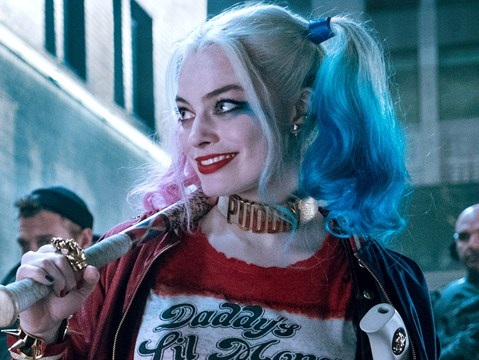 Full title revealed for Harley Quinn movie Birds of Prey