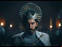Dev Patel leads the way in the trippy new trailer for fantasy drama The Green Knight