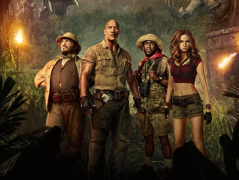 Casting details for Jumanji: Welcome To The Jungle sequel unveiled