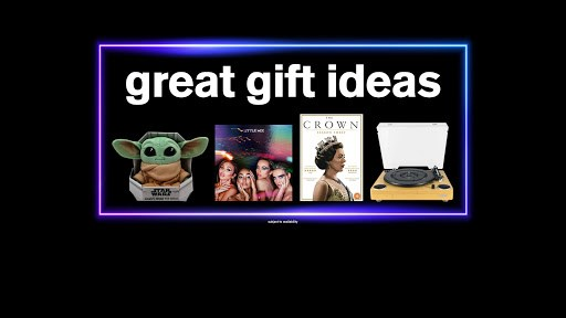 hmv Essential Gift Guide