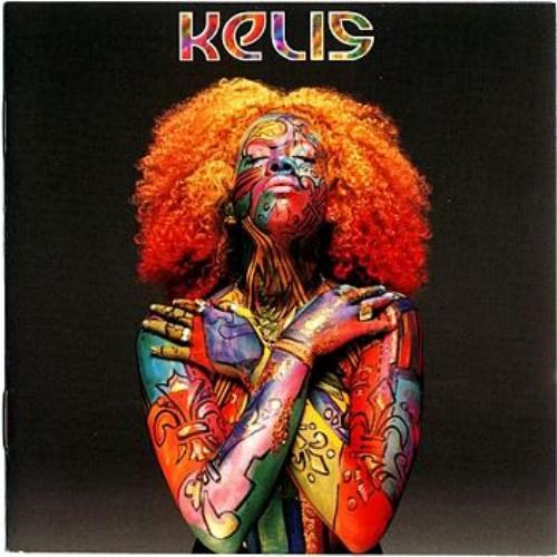 More albums from Kelis...