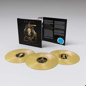 Timeless (25 Year Anniversary Edition) - Gold Vinyl