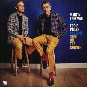 Martin Freeman and Eddie Piller Present: Soul On The Corner