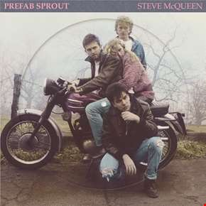 Steve McQueen - Limited Edition Picture Disc (NAD20)