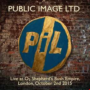 Live at O2 Shepherd's Bush Empire, London, October 2nd 2015