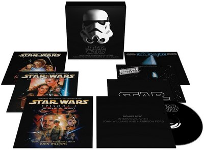 Star Wars: The Ultimate Soundtrack Collection