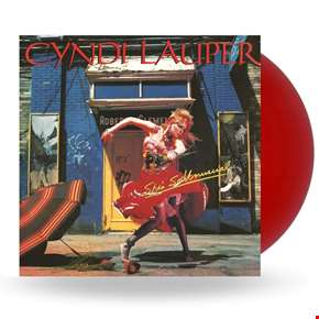 She's So Unusual - Limited Edition Red Vinyl (NAD20)