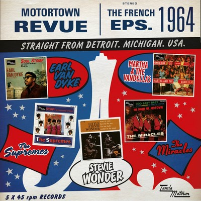 Motortown: The French EPs