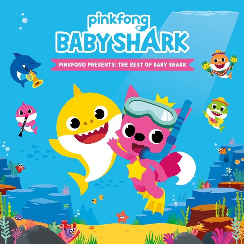 Pinkfong Presents the Best of Babyshark