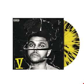 Beauty Behind the Madness - Limited Edition 5th Anniversary Yellow/Black Splatter Vinyl