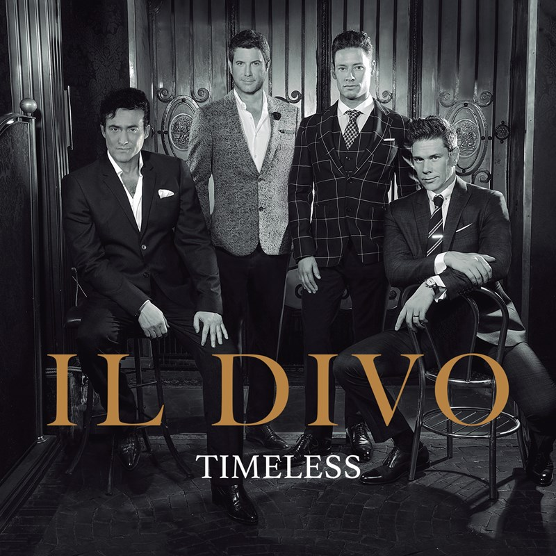 Il Divo: Timeless