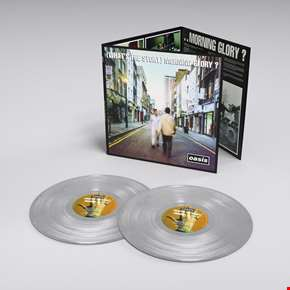 (What's the Story) Morning Glory? - 25th Anniversary Limited Edition Silver Vinyl