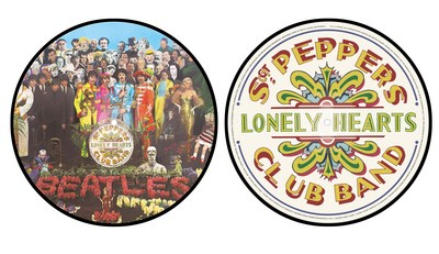 Sgt. Pepper's Lonely Hearts Club Band - Picture Disc