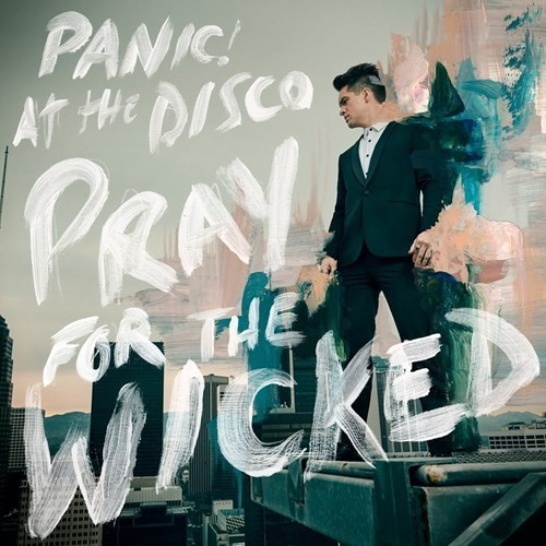 Pray for the Wicked CD Album + Event Entry
