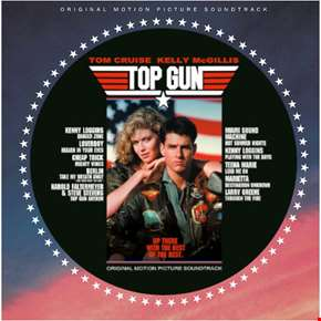 Top Gun - Limited Edition Picture Disc (NAD20)