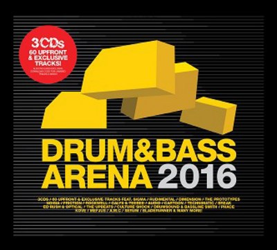 Drum & Bass Arena 2016