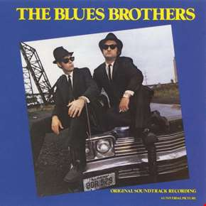 The Blues Brothers - Limited Edition Transparent Blue Vinyl (NAD20)