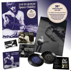 Space Oddity (50th Anniversary Singles)
