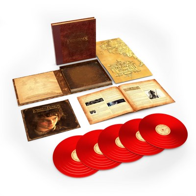 The Lord of the Rings: The Fellowship of the Ring - The Complete Recordings