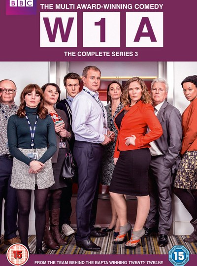W1A: The Complete Series 3
