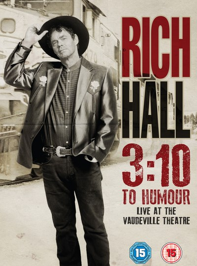 Rich Hall: 3:10 to Humour