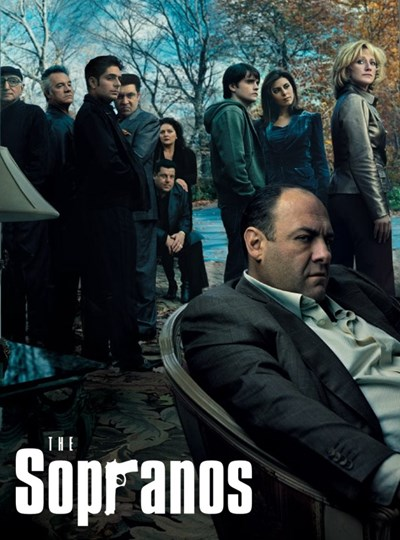The Sopranos: The Complete Season 1 - 6