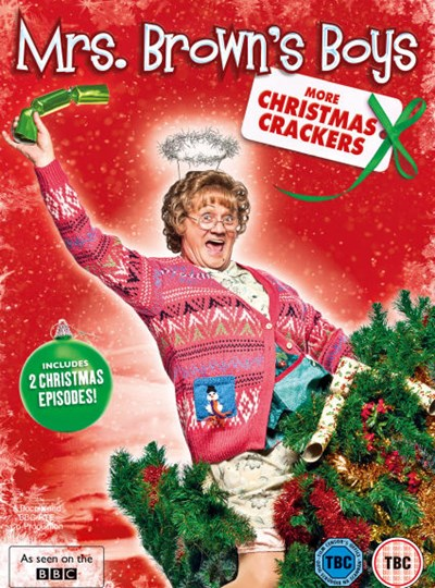 Mrs Brown's Boys: More Christmas Crackers