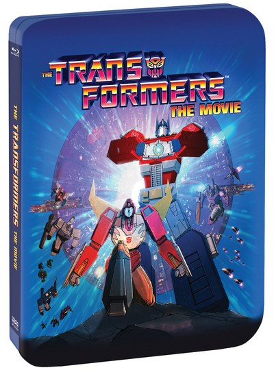 Transformers - The Movie Limited Edition Steelbook