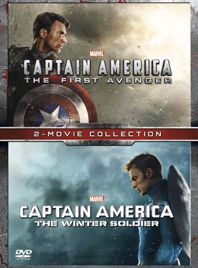 Captain America/Captain America: The Winter Soldier Double Pack