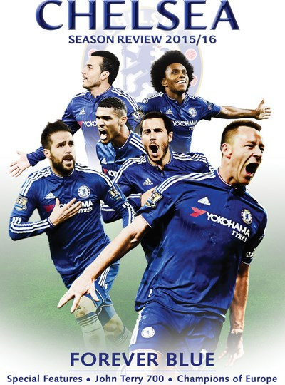Chelsea FC: Season Review 2015/2016