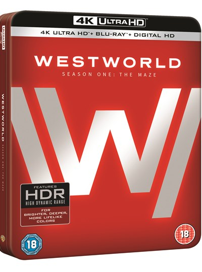 Westworld: The First Season