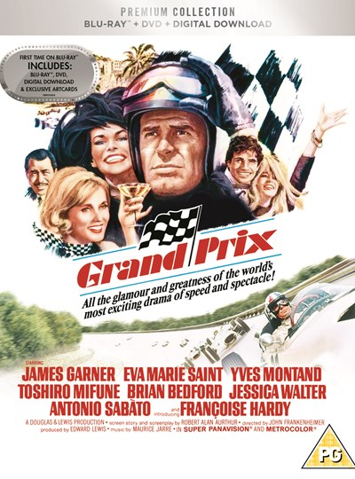 Grand Prix (hmv Exclusive) - The Premium Collection