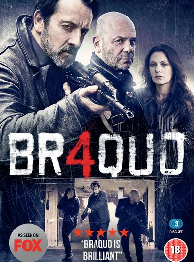 Braquo: The Complete Season Four